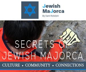 Jewish Majorca 300x250 18 07 2019