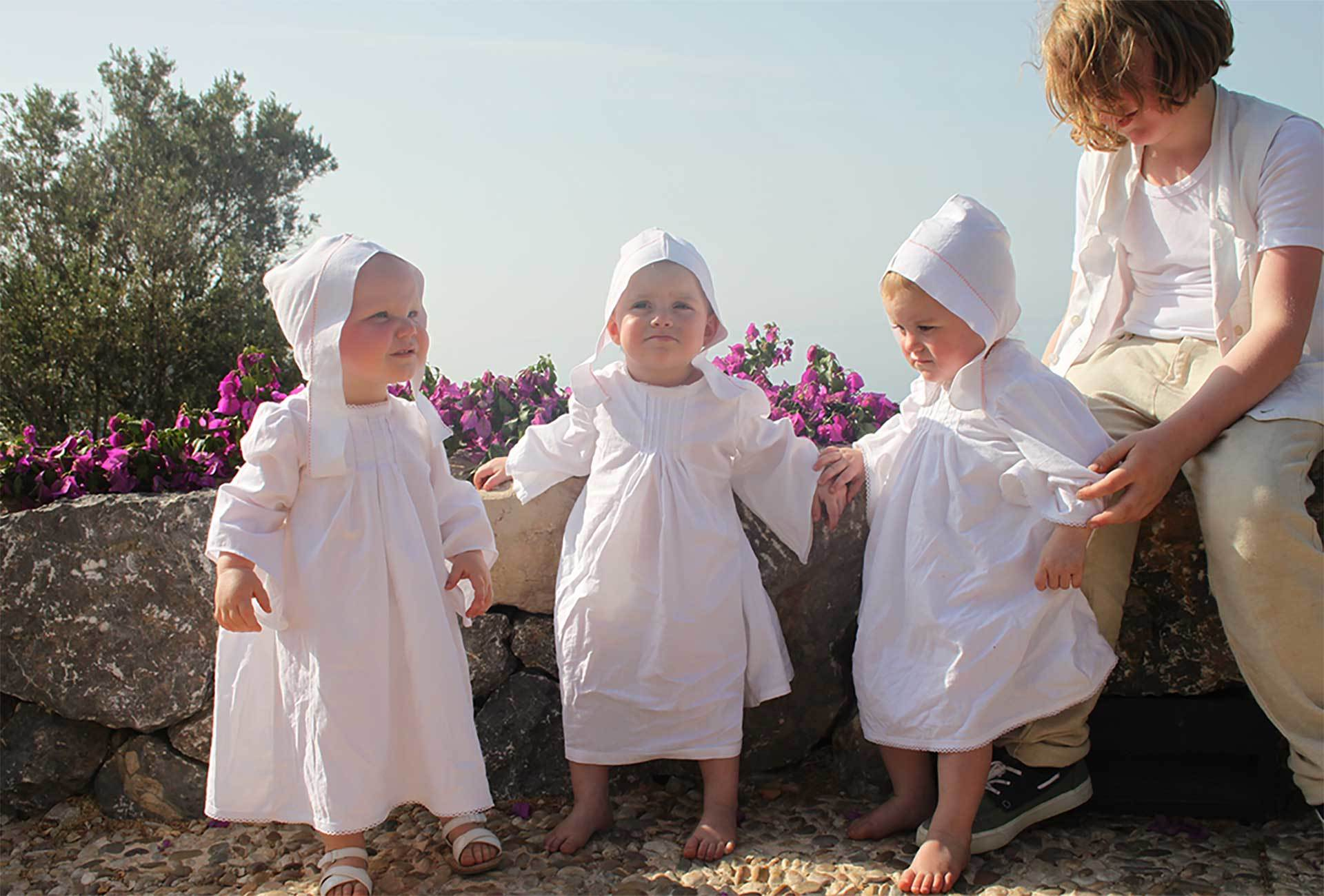 Children Wedding Outfit