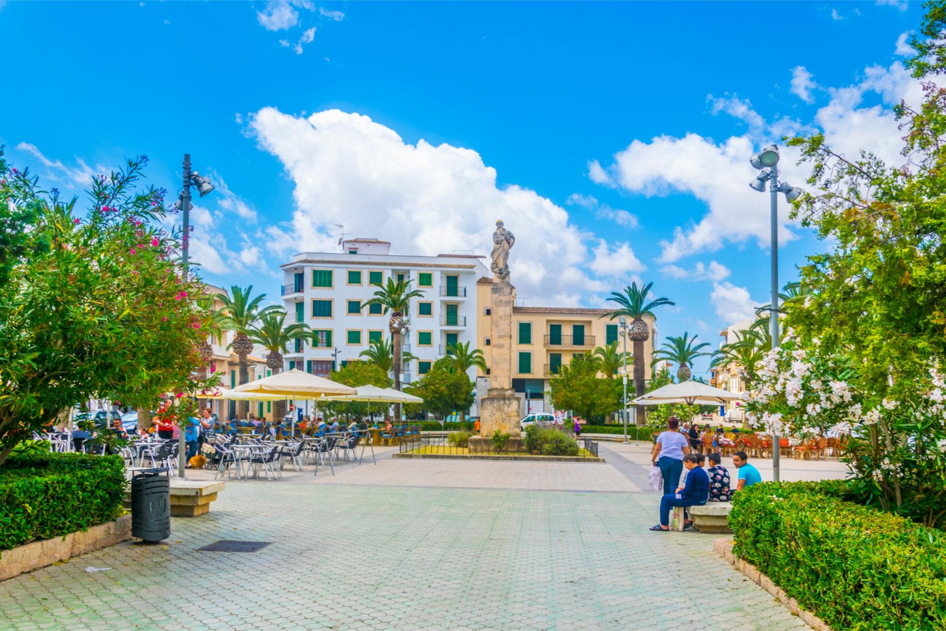 Felanitx Town Square