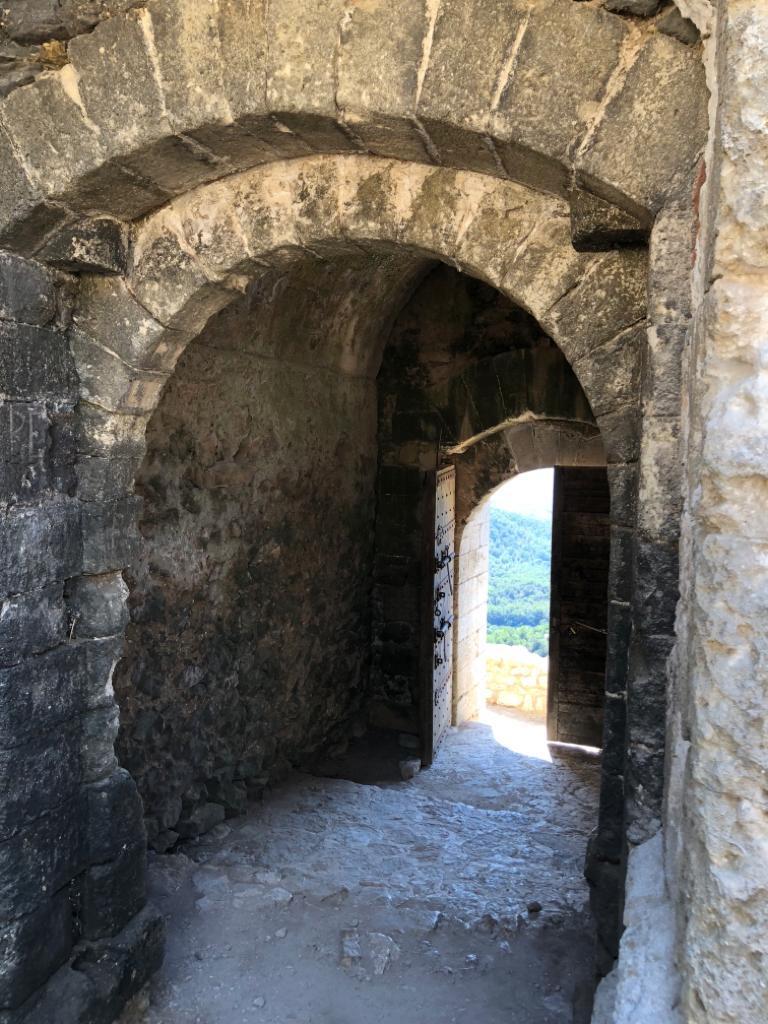 Gateway in Castillo