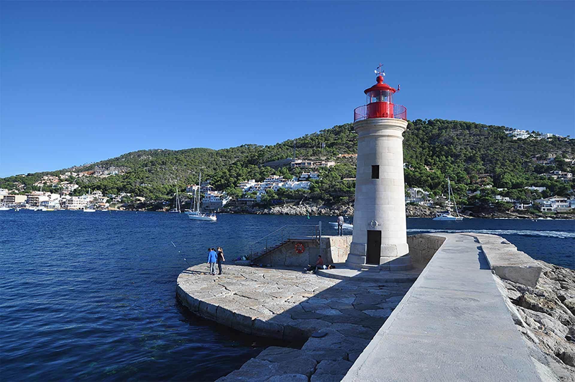 Lighthouse Port Andratx
