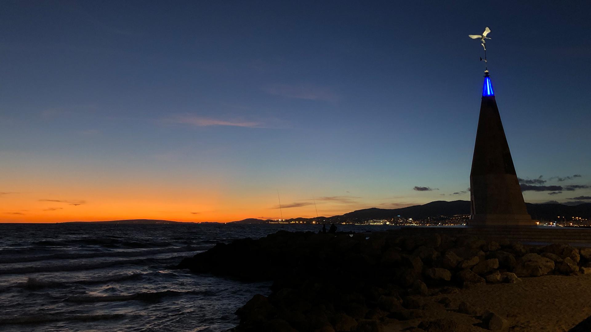 Sunset Portixol Photo Adele Chretien