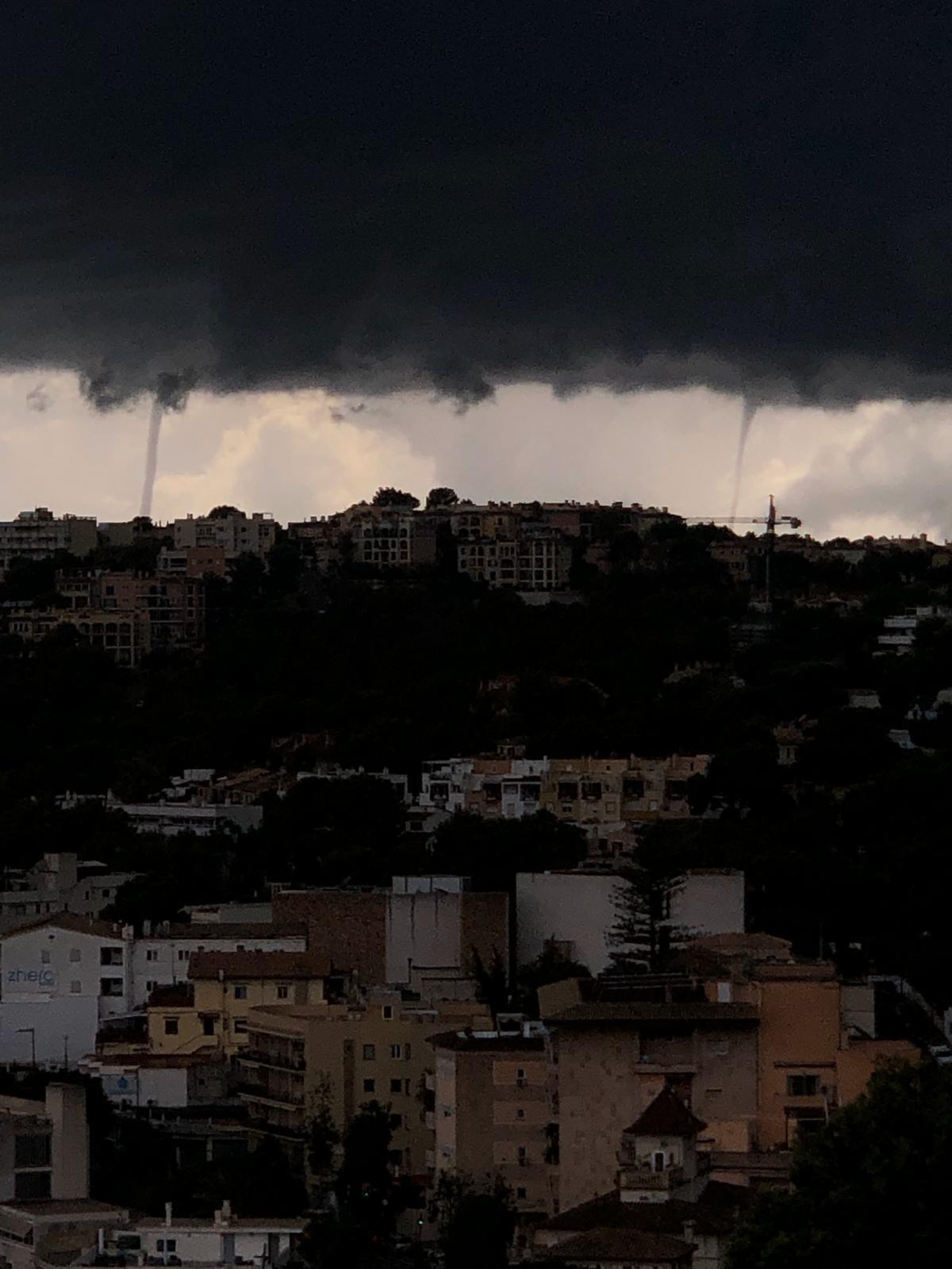 Tornadoes palmanova