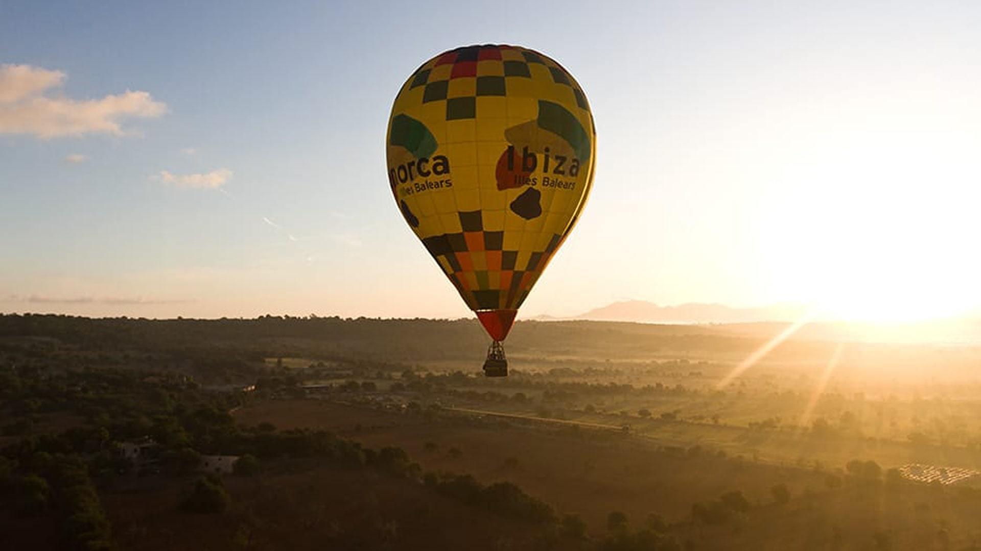 Ibiza balloon up in malllorca hot air balloons championships min
