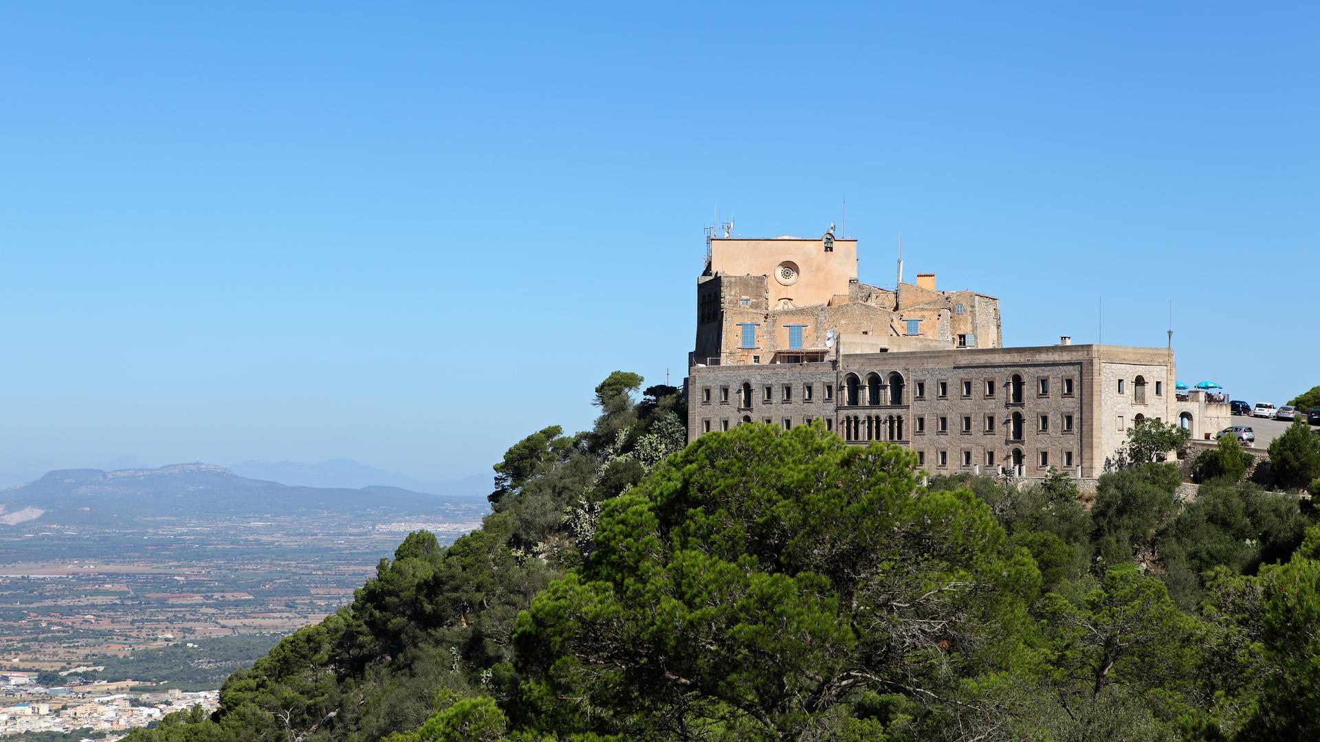 Santuari de sant salvador monastery felanitx
