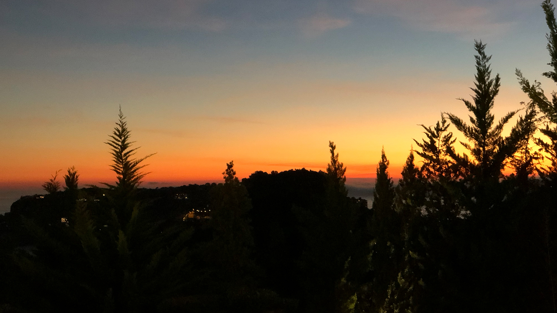 Sunset puerto andratx Photo Adele Chretien