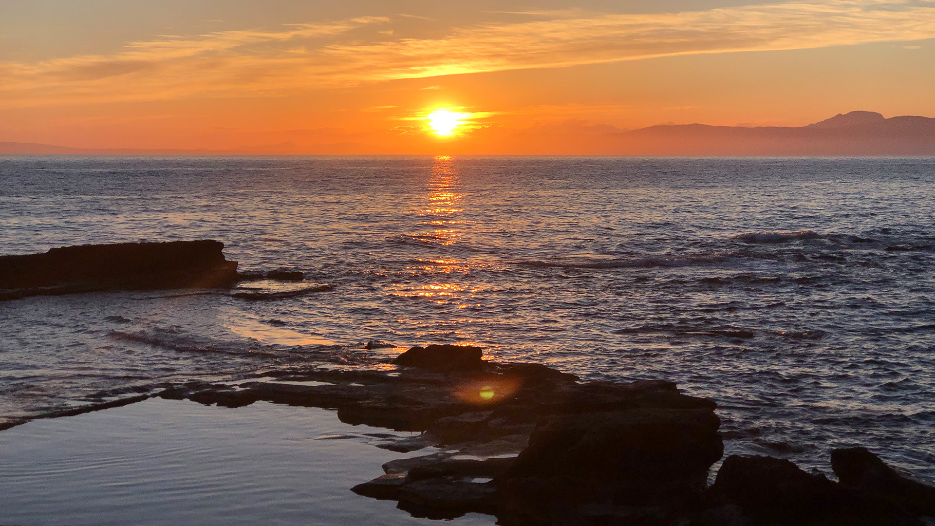 Sunset sea El Delta Platja de Sin Granada Baix autumn Adèle Chrétien Yello There Photography